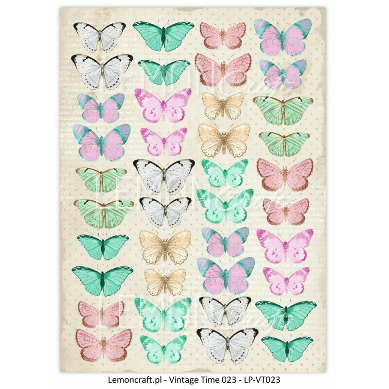BUTTERFLIES - Click to Select