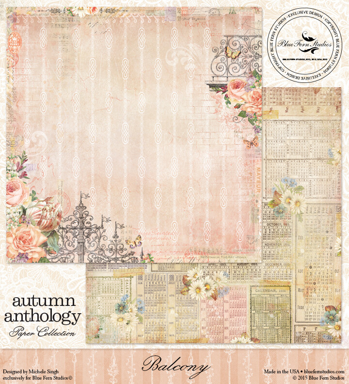 BLUE FERN STUDIOS Autumn Anthology - Click to Select