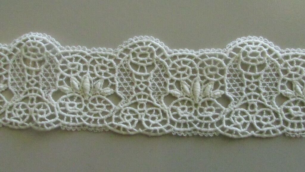 Pillar Lace - Cream