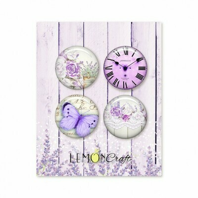 My Sweet Provence Buttons