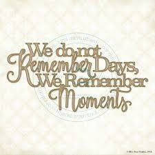 Remember Moments
