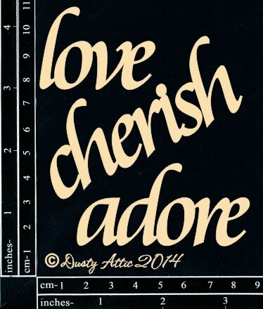 Love Cherish Adore