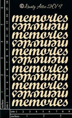 Mini Memories - 10 pack