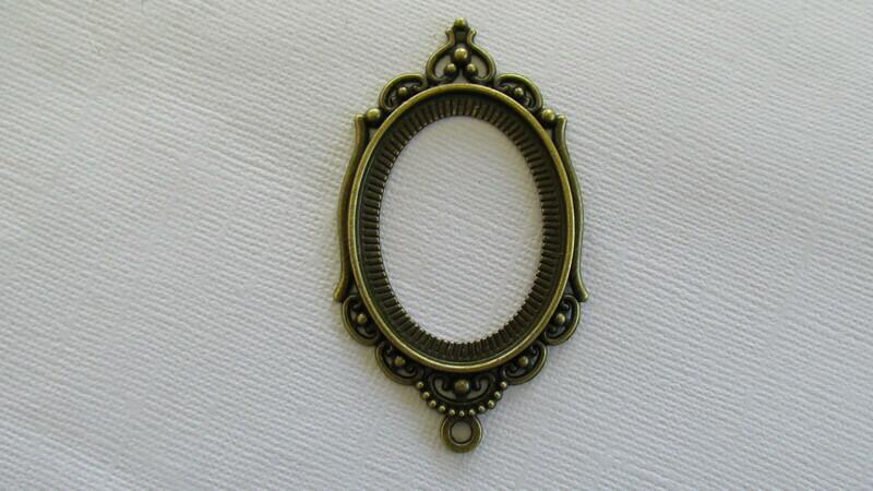 Bronze Baroque Frames