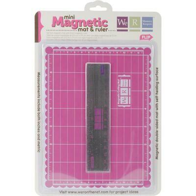 WRMK  Mini Magnetic Mat & Ruler