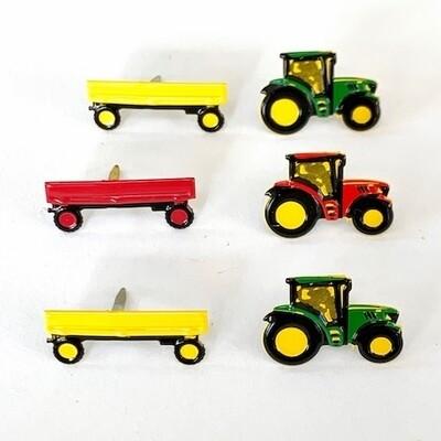 Tractor & Cart Brads