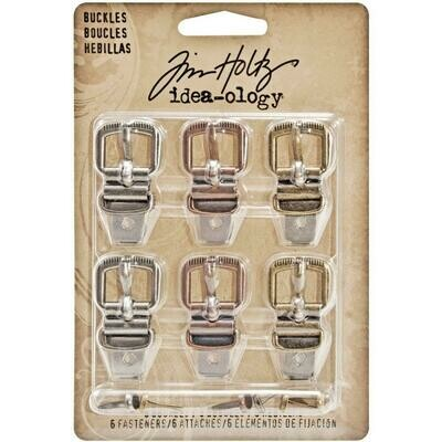 Tim Holtz Metal Buckles