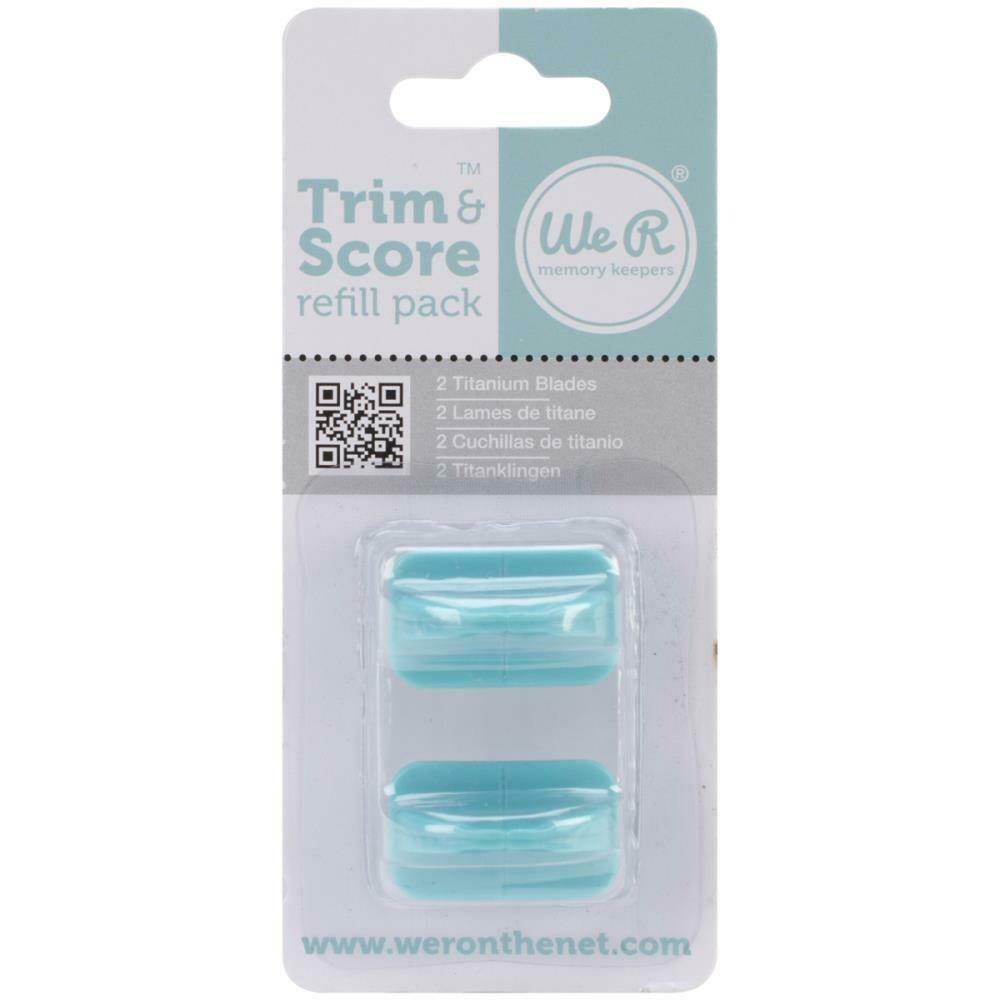 WRMK  Trim & Score Refill Blades Pack