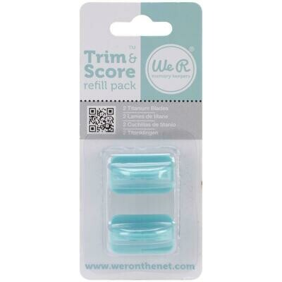 WRMK  Trim & Score Refill Blades Pack
