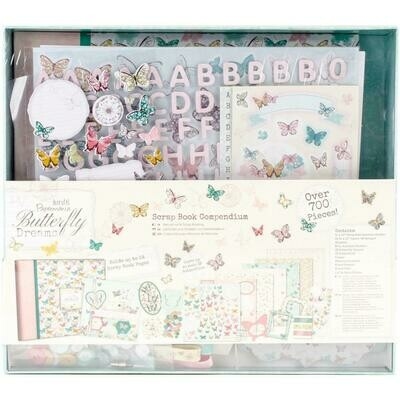 PAPERMANIA Butterfly Dreams Compendium