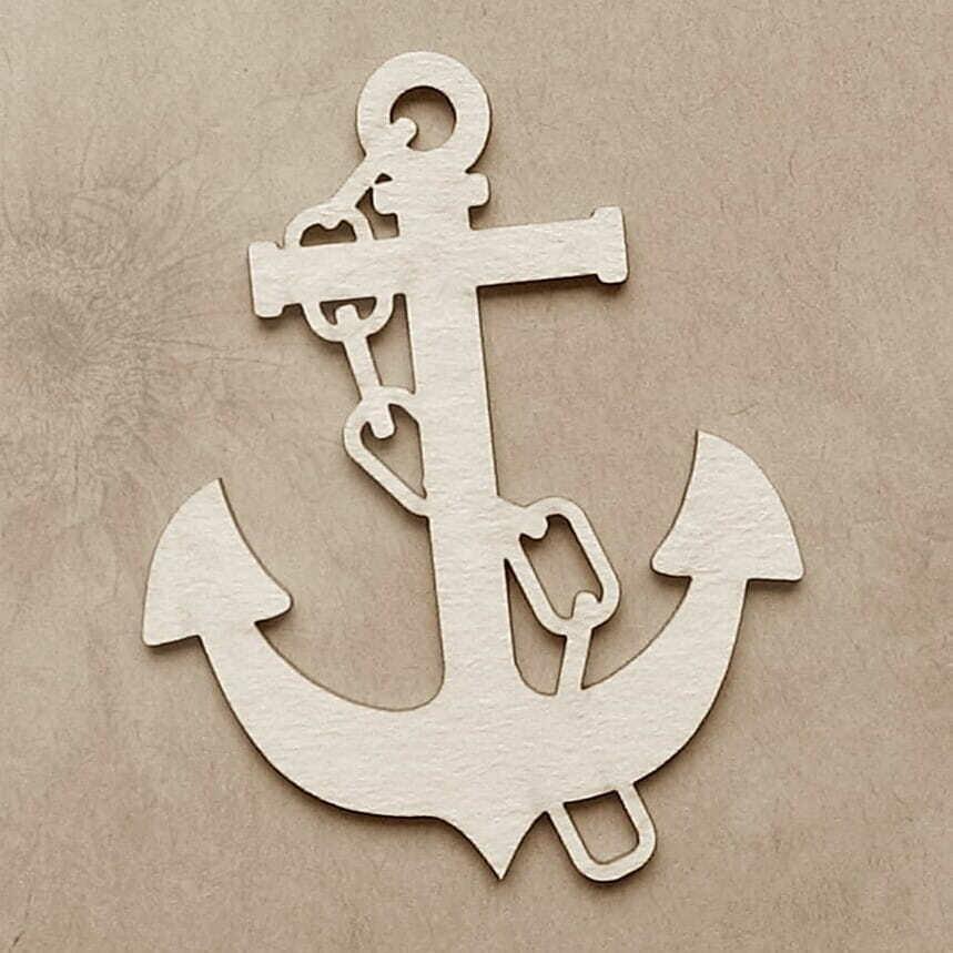 Ship's Anchor chipboard