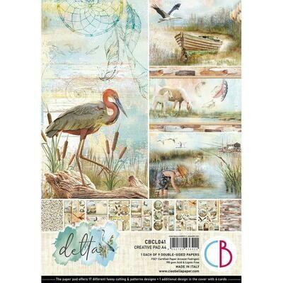 Ciao Bella DELTA A4 Paper Pack