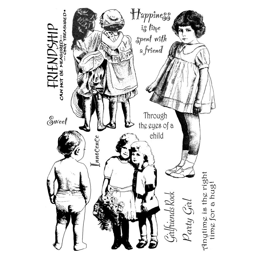 Childhood Friendship Memories
