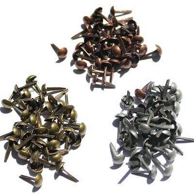 4mm Anodised Brads - Click to Select
