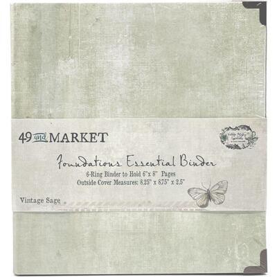 49 and MARKET FOUNDATIONS ESSENTIALS BINDER