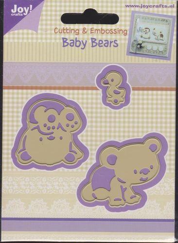 Baby Bears die set