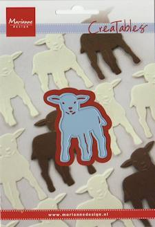 Creatables Little Lamb