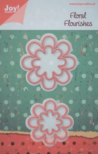 Floral Flourish 4 die set