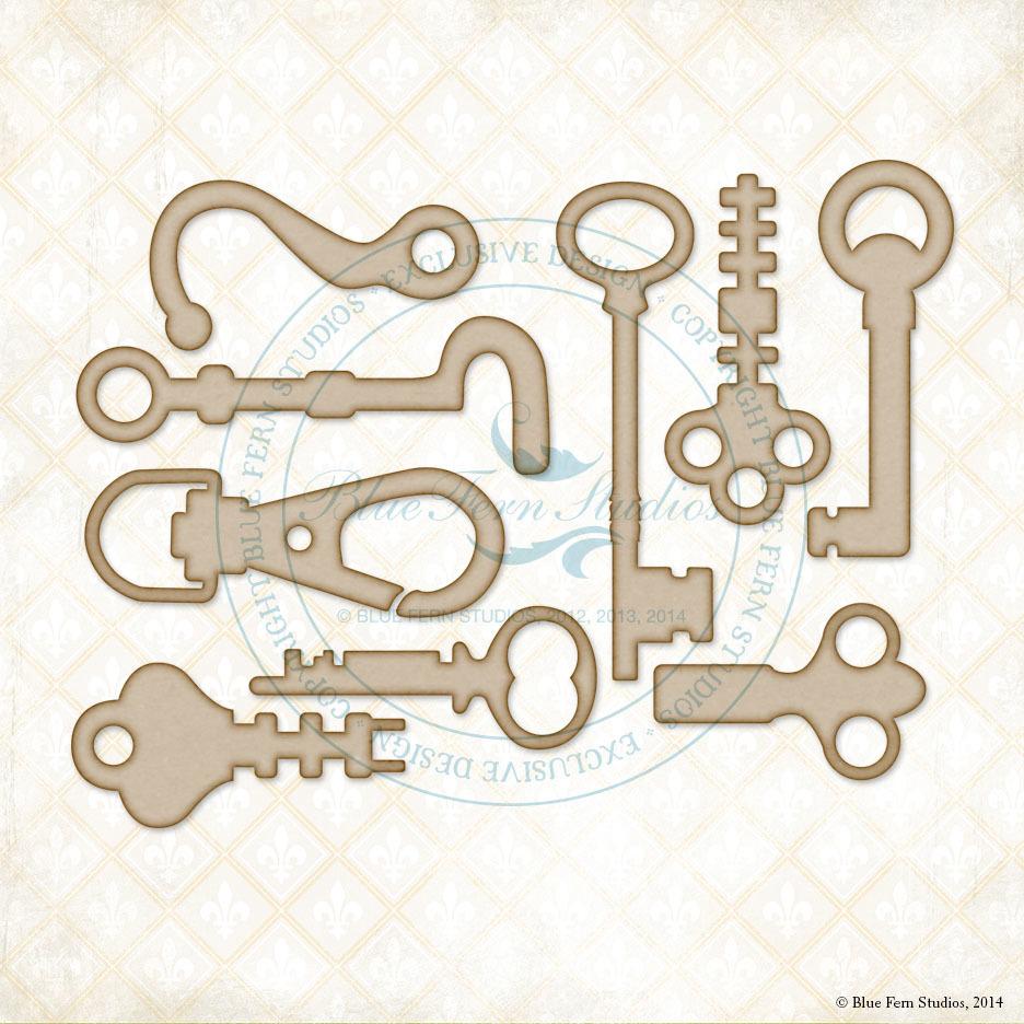 Hooks & Keys