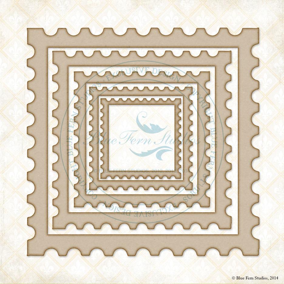 Postage Frames