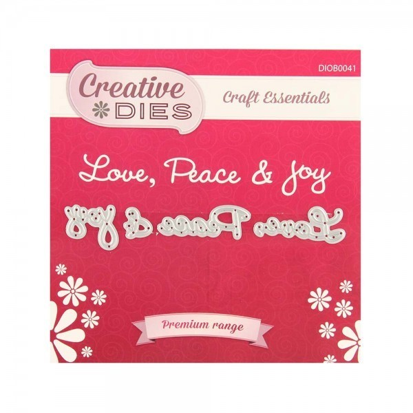 Love, Peace & Joy