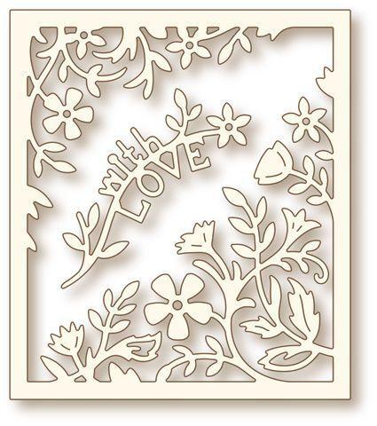 Flower Frame die
