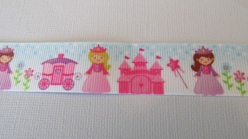 Princesses & Castles - 20mm