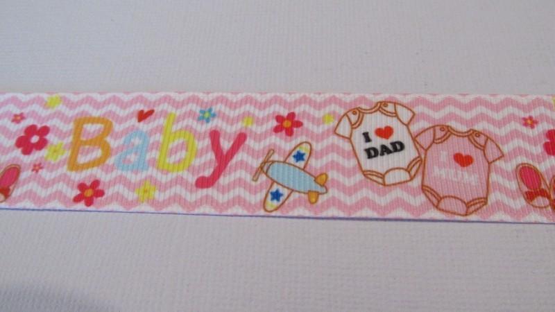 I Love My Daddy - 25mm