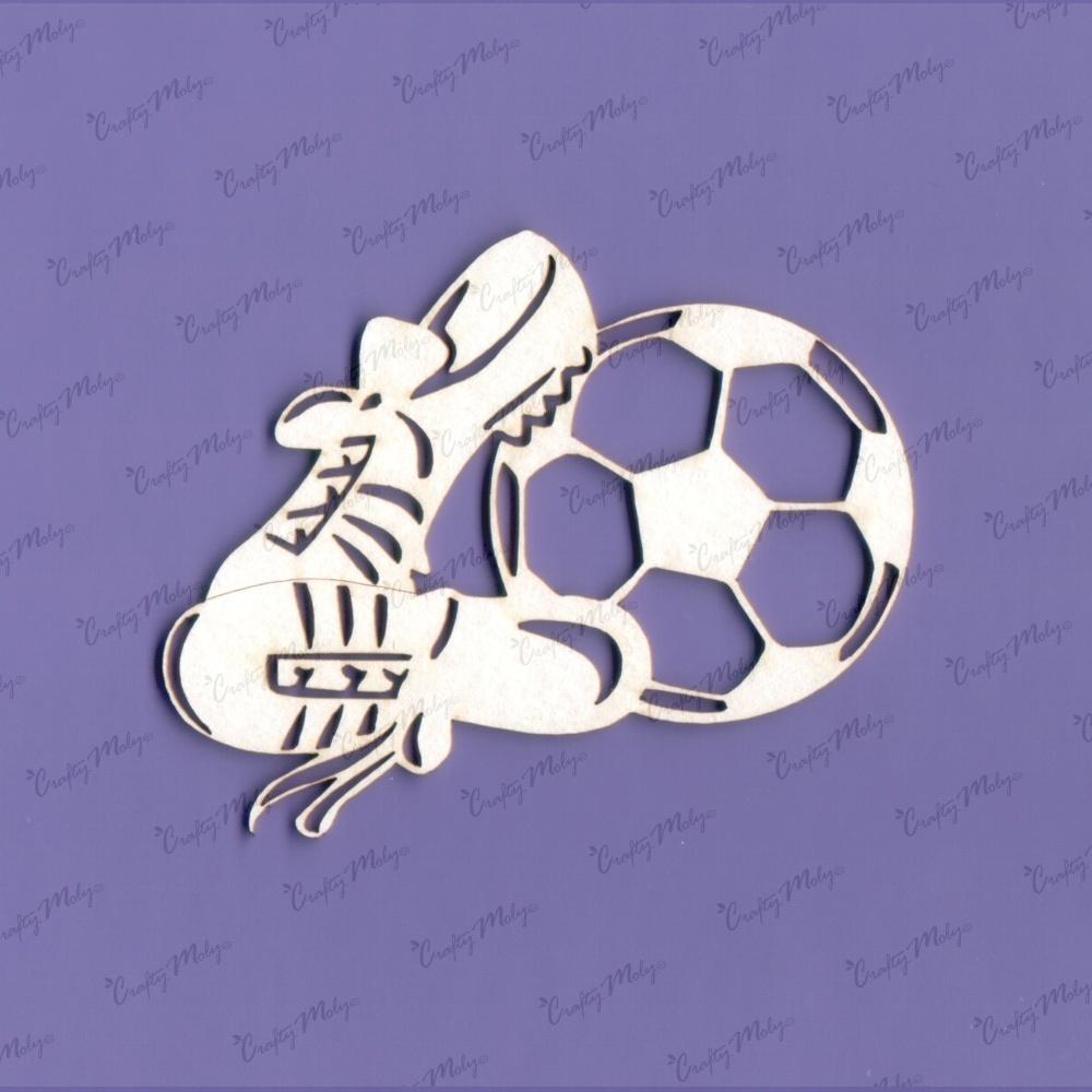 Soccer Ball & Boots