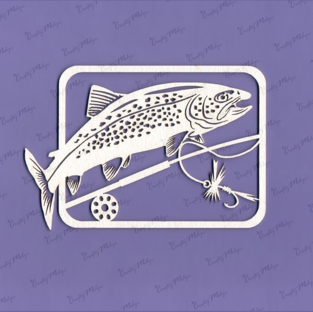 Fish & Rod