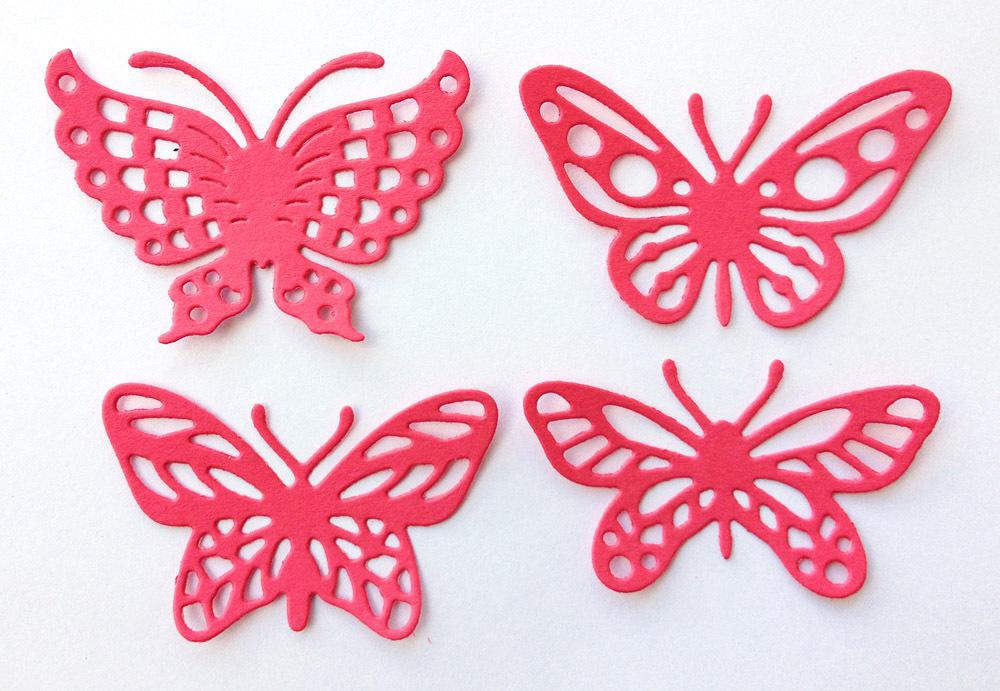 Butterfly 18 set