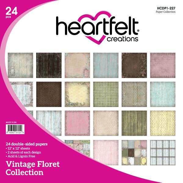 Vintage Floret Paper Collection
