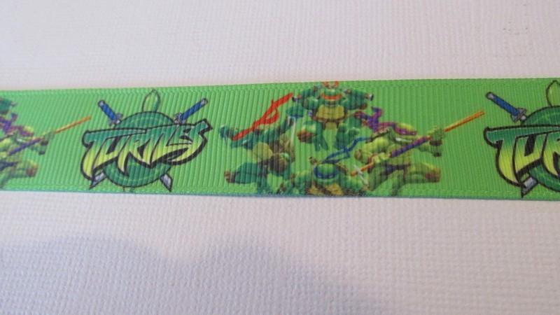 Ninja Turtles 4 - 22mm