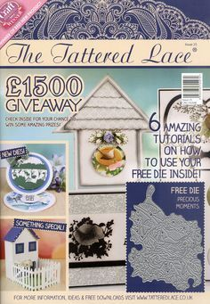 Tattered Lace Issue 25
