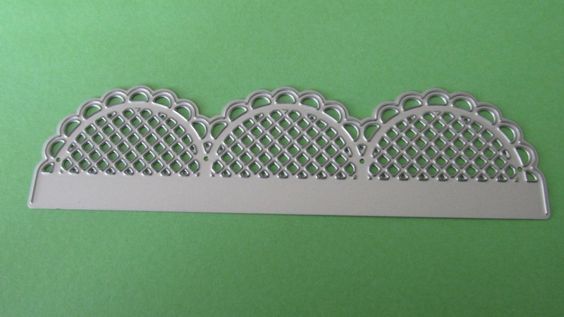 Lattice Arches Edger die
