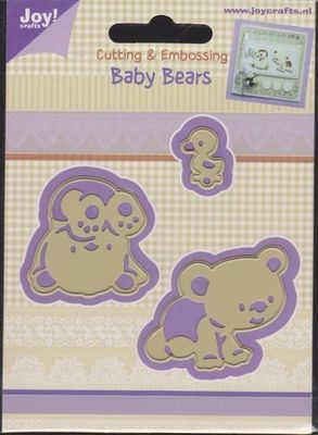 Baby Bears die set