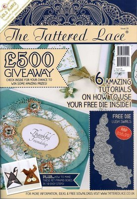 Tattered Lace Issue 28