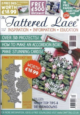 Tattered Lace Issue 30