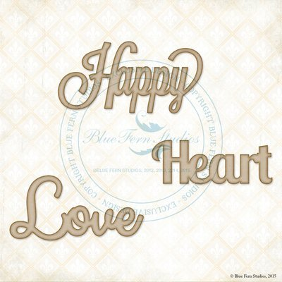 Happy Heart Love