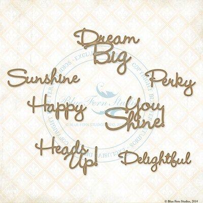 Optimist Word Set