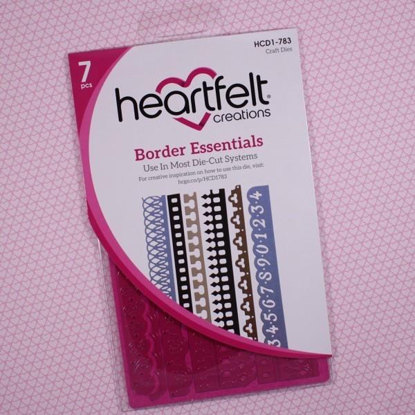 Border Essentials die set