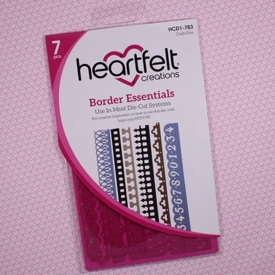 Border Essentials die set