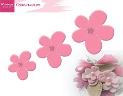 Collectables 3 Flower Set