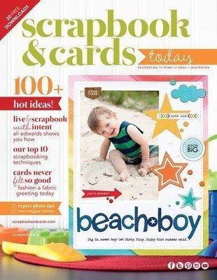 Scrapbook & Cards Summer 2016