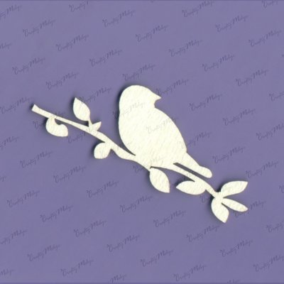 Bird on Branch 3