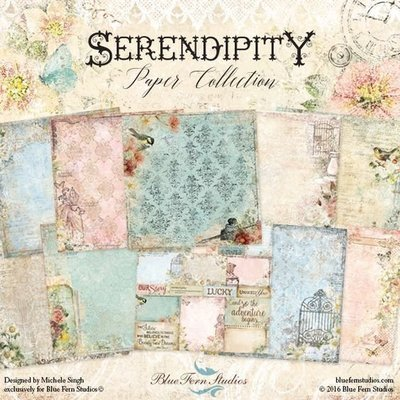 BLUE FERN STUDIOS Serendipity 12x12 - Click to Select