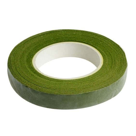 Florist Tape - Medium Green