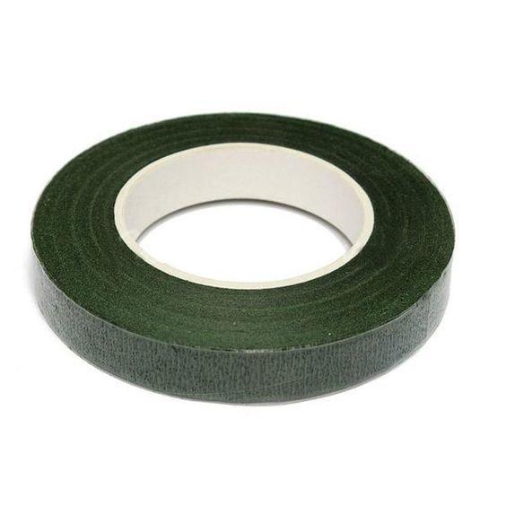 Florist Tape - Dark Green