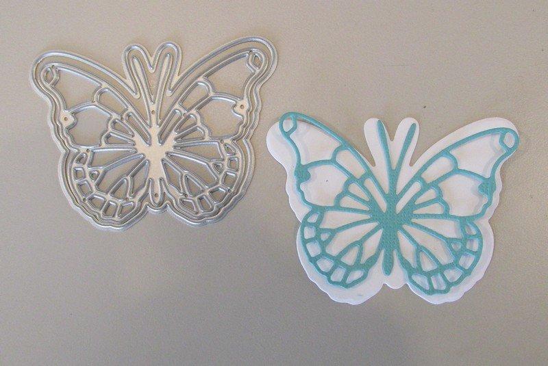 Butterfly 1 die set