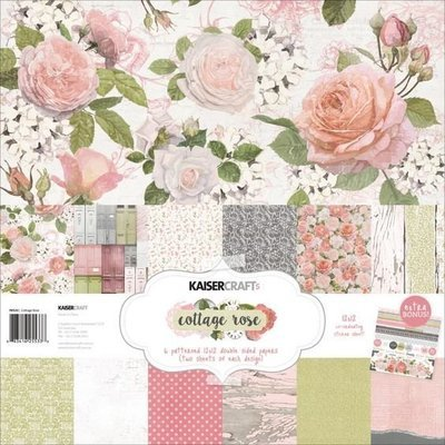 Cottage Rose Paper Pad